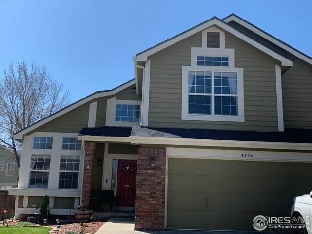 4176 Lookout Dr, Loveland, CO 80537 (MLS #909387) :: 8z Real Estate