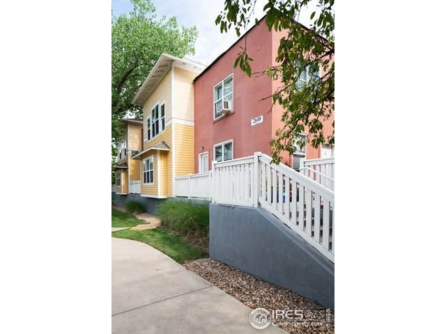 2610 Iris Ave #204, Boulder, CO 80304 (MLS #909395) :: J2 Real Estate Group at Remax Alliance