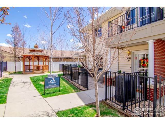 7450 Lowell Blvd B, Westminster, CO 80030 (MLS #909413) :: Downtown Real Estate Partners