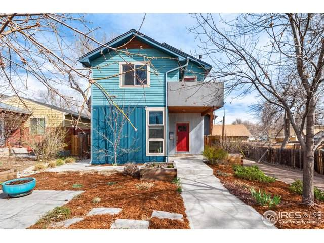 714 Maple St, Fort Collins, CO 80521 (MLS #909430) :: Downtown Real Estate Partners