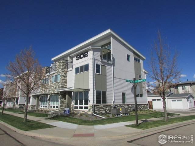 902 Jerome St #1, Fort Collins, CO 80524 (MLS #909439) :: J2 Real Estate Group at Remax Alliance
