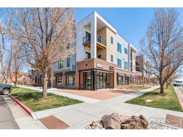302 N Meldrum St #101, Fort Collins, CO 80521 (#909468) :: milehimodern