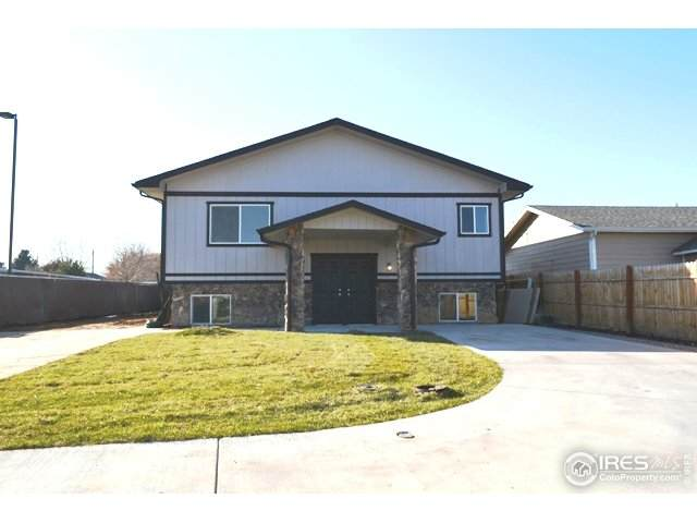 3311 11th Ave, Evans, CO 80620 (MLS #909483) :: Jenn Porter Group