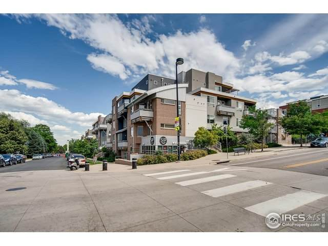 2870 E College Ave #310, Boulder, CO 80303 (MLS #909488) :: Downtown Real Estate Partners