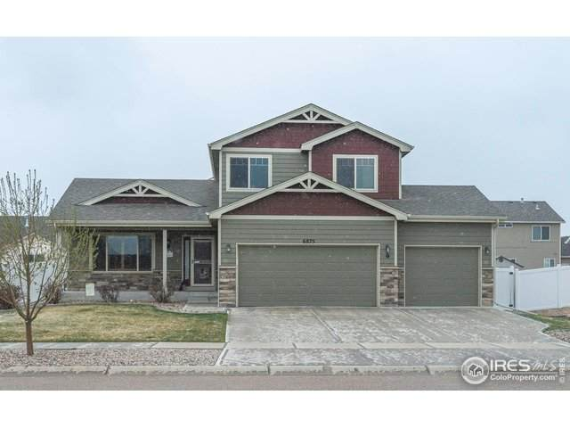 6875 Mcclellan Rd, Wellington, CO 80549 (MLS #909532) :: June's Team