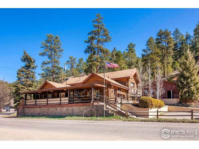 5490 Parmalee Gulch Rd, Indian Hills, CO 80454 (MLS #909533) :: 8z Real Estate