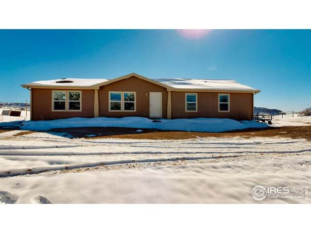 2300 Dry Creek Rd, Lyons, CO 80540 (MLS #909705) :: Jenn Porter Group