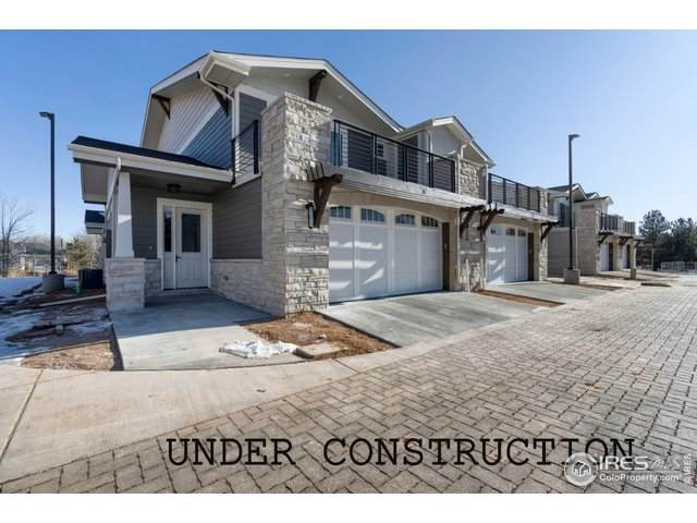 910 Hill Pond Rd #11, Fort Collins, CO 80526 (MLS #909720) :: RE/MAX Alliance