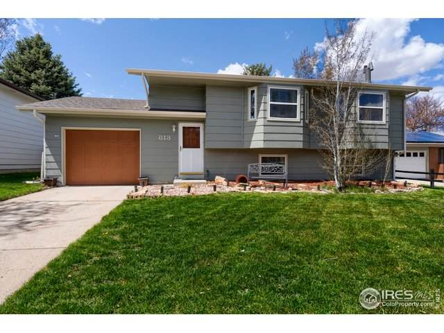 813 44th Ave, Greeley, CO 80634 (MLS #909731) :: J2 Real Estate Group at Remax Alliance
