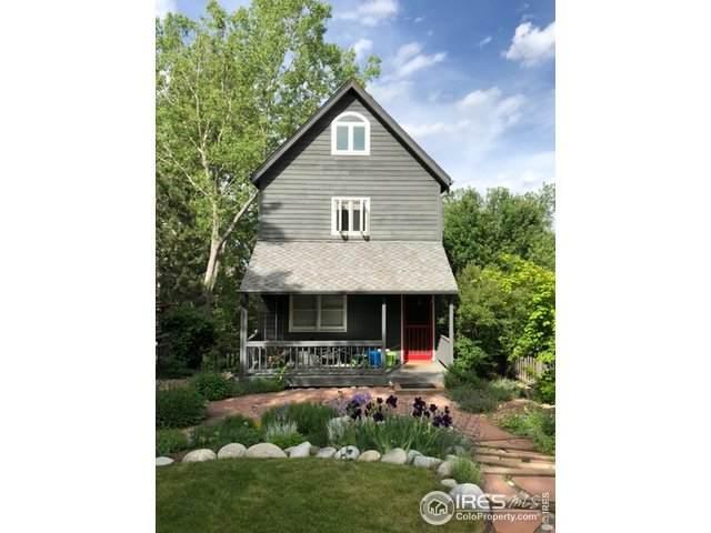 4130 Riverside Ave, Boulder, CO 80304 (MLS #909798) :: Downtown Real Estate Partners