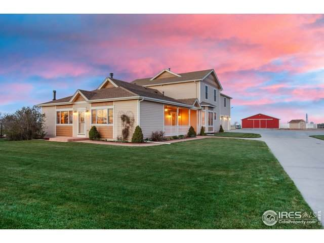 11574 County Road 19, Fort Lupton, CO 80621 (MLS #909827) :: 8z Real Estate