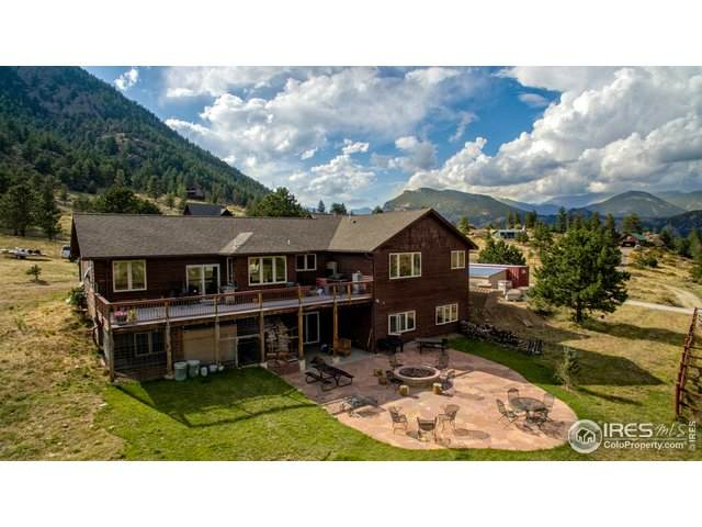 1030 Sutton Ln, Estes Park, CO 80517 (MLS #909849) :: Kittle Real Estate
