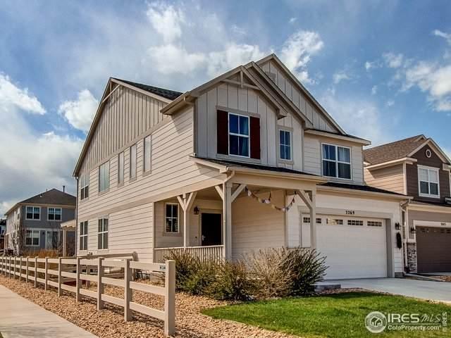 3269 Anika Dr, Fort Collins, CO 80525 (MLS #909944) :: 8z Real Estate