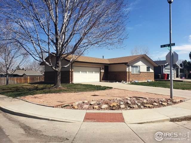 3849 W 8th St, Greeley, CO 80634 (MLS #909953) :: Bliss Realty Group