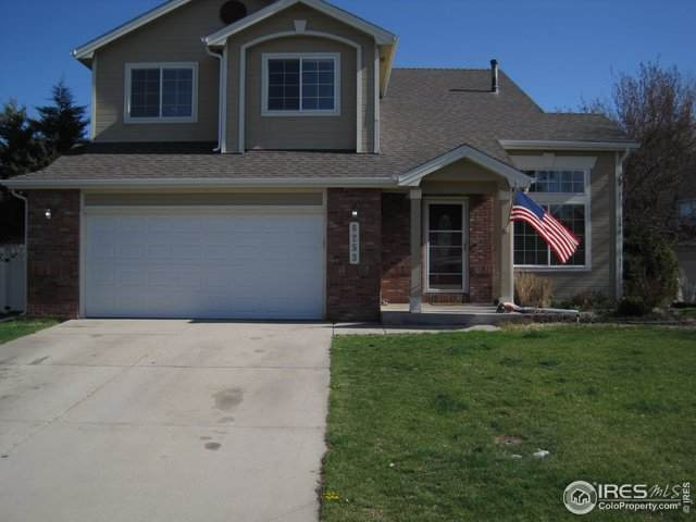 6253 W 3rd St, Greeley, CO 80634 (MLS #910030) :: J2 Real Estate Group at Remax Alliance