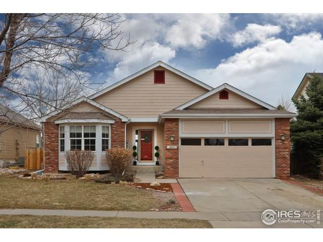 3841 Crestone Dr, Loveland, CO 80537 (MLS #910048) :: 8z Real Estate