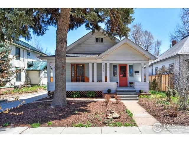 238 Sherman St, Longmont, CO 80501 (MLS #910081) :: J2 Real Estate Group at Remax Alliance