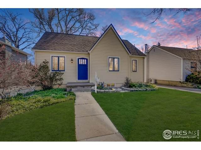 814 Gay St, Longmont, CO 80501 (MLS #910090) :: J2 Real Estate Group at Remax Alliance