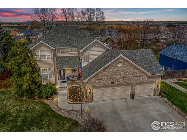 905 N 6th St, Johnstown, CO 80534 (MLS #910096) :: 8z Real Estate