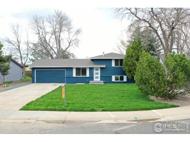 712 Wagonwheel Dr, Fort Collins, CO 80526 (MLS #910124) :: Colorado Home Finder Realty