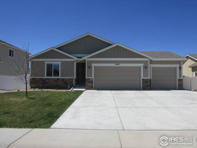 6925 Pettigrew St, Wellington, CO 80549 (MLS #910158) :: June's Team