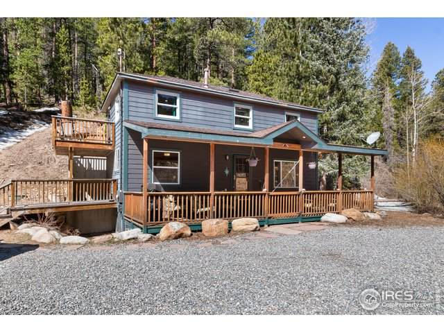 31390 Highway 72, Golden, CO 80403 (MLS #910159) :: Bliss Realty Group