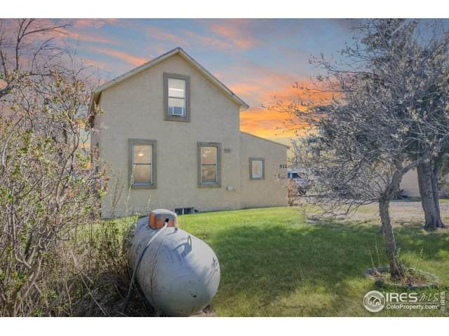510 North St, Peetz, CO 80747 (MLS #910165) :: 8z Real Estate