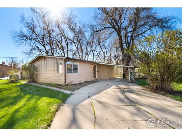 1820 Homer Ct, Fort Collins, CO 80521 (MLS #910212) :: Jenn Porter Group