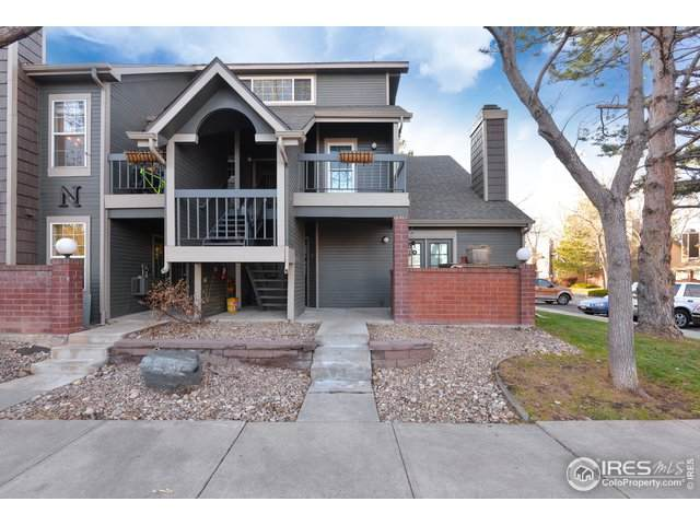 3565 Windmill Dr #4, Fort Collins, CO 80526 (MLS #910243) :: Colorado Home Finder Realty