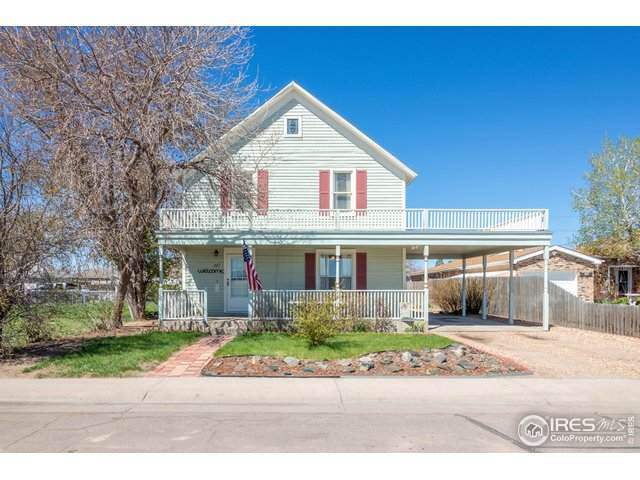 223 5th St, Kersey, CO 80644 (#910299) :: The Griffith Home Team