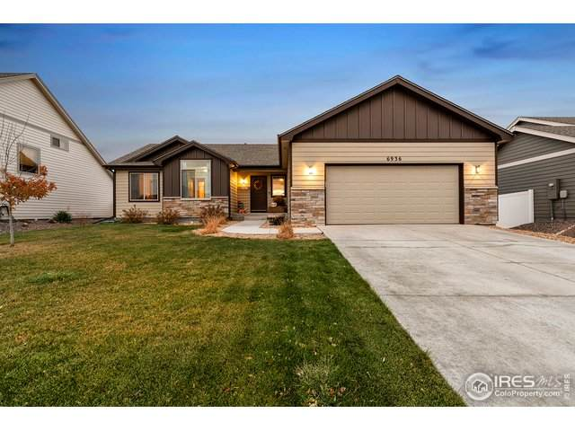 6936 Meade St, Wellington, CO 80549 (MLS #910301) :: June's Team