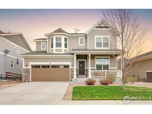 191 Maxwell Cir, Erie, CO 80516 (#910334) :: The Peak Properties Group