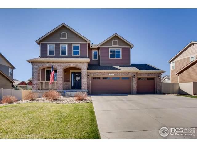 2021 Talon Pkwy, Greeley, CO 80634 (MLS #910337) :: 8z Real Estate