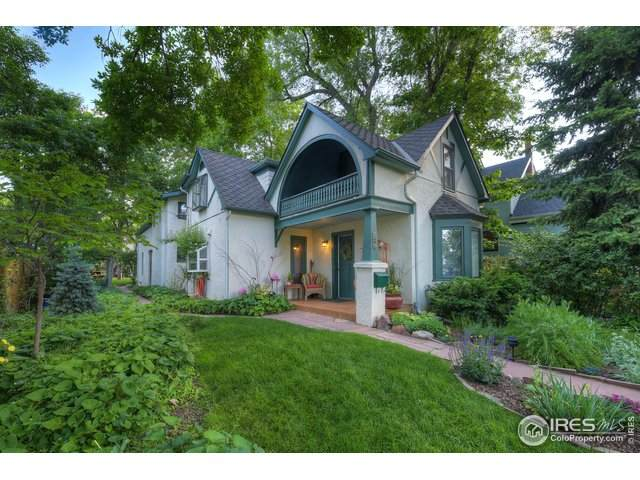 536 Maxwell Ave, Boulder, CO 80304 (MLS #910343) :: 8z Real Estate