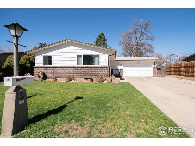 1473 Meeker Dr, Longmont, CO 80504 (MLS #910396) :: Hub Real Estate