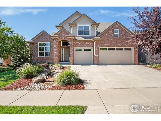 3333 Wild View Dr, Fort Collins, CO 80528 (MLS #910435) :: RE/MAX Alliance