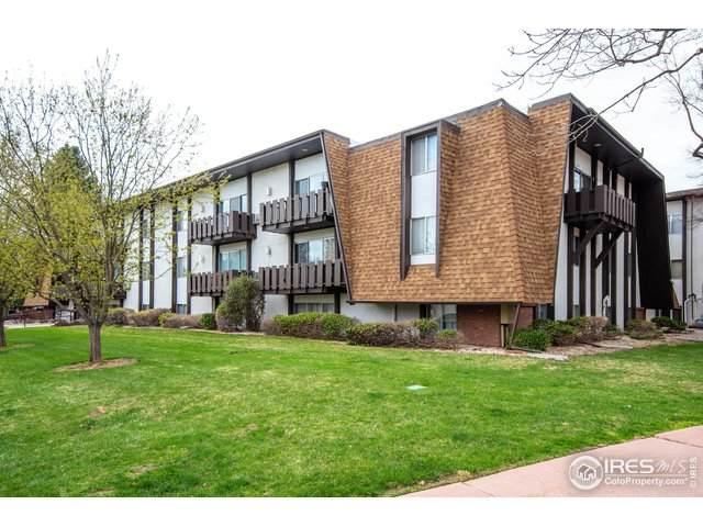1309 Kirkwood Dr #602, Fort Collins, CO 80525 (MLS #910438) :: J2 Real Estate Group at Remax Alliance