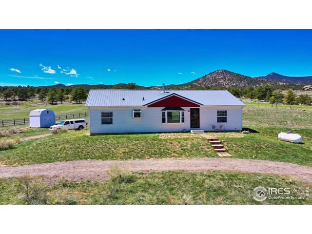 181 Stagecoach Trl, Lyons, CO 80540 (MLS #910464) :: Jenn Porter Group