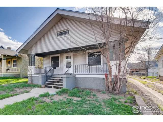1817 7th Ave, Greeley, CO 80631 (MLS #910477) :: 8z Real Estate