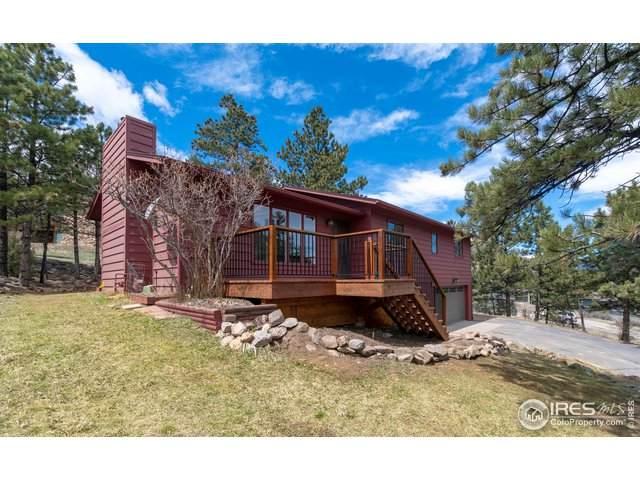 2635 Wildwood Dr, Estes Park, CO 80517 (MLS #910520) :: 8z Real Estate
