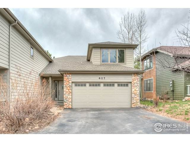 627 Park River Pl, Estes Park, CO 80517 (MLS #910541) :: Hub Real Estate