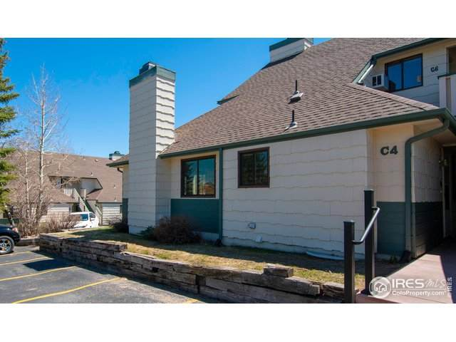 1010 S Saint Vrain Ave #4, Estes Park, CO 80517 (MLS #910567) :: Downtown Real Estate Partners