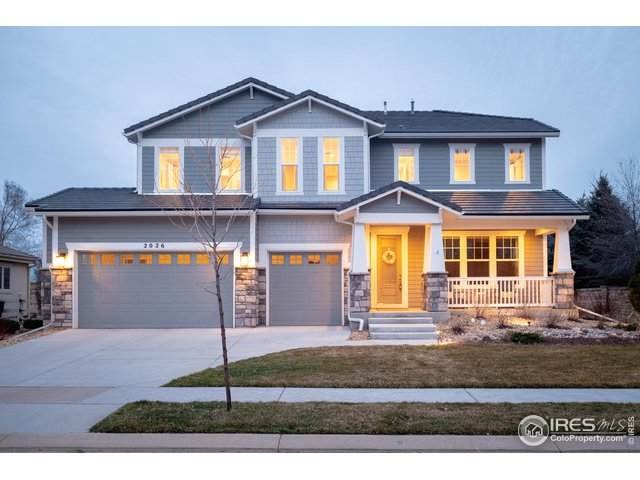 2026 Braeburn Ct, Longmont, CO 80503 (#910584) :: Kimberly Austin Properties