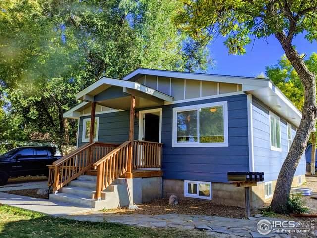821 E Laurel St, Fort Collins, CO 80524 (MLS #910621) :: Jenn Porter Group