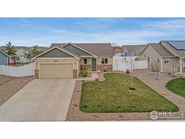 6874 Lee St, Wellington, CO 80549 (MLS #910692) :: June's Team
