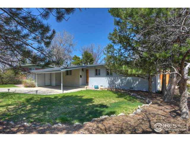2800 20th St, Boulder, CO 80304 (MLS #910698) :: Bliss Realty Group