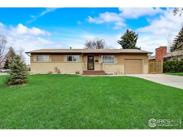 1121 E Lake Pl, Fort Collins, CO 80524 (MLS #910702) :: 8z Real Estate