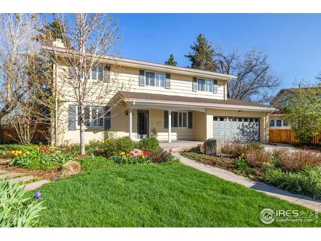 1071 Yale Cir, Boulder, CO 80305 (MLS #910710) :: Kittle Real Estate