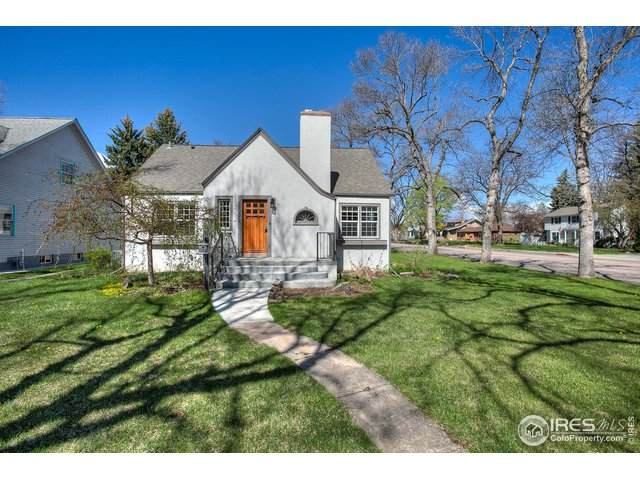 1501 Whedbee St, Fort Collins, CO 80524 (MLS #910732) :: Downtown Real Estate Partners