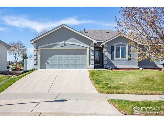 3407 Riesling Ct, Greeley, CO 80634 (MLS #910748) :: J2 Real Estate Group at Remax Alliance